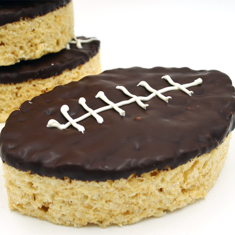 Football Rice Krispie™ Treats