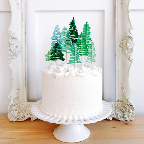 Through the Woods Cake