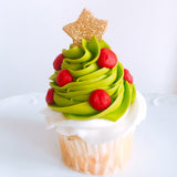 Holiday Tree Cupcake