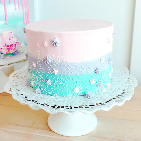 Unicorn Stars Companion Cake The Home Bakery