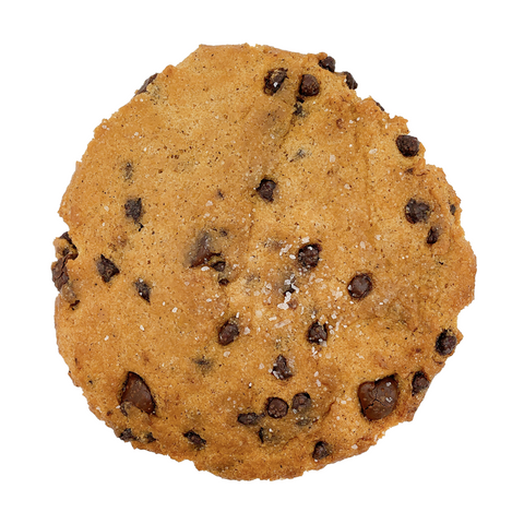 Vegan-Friendly Chocolate Chip Cookie