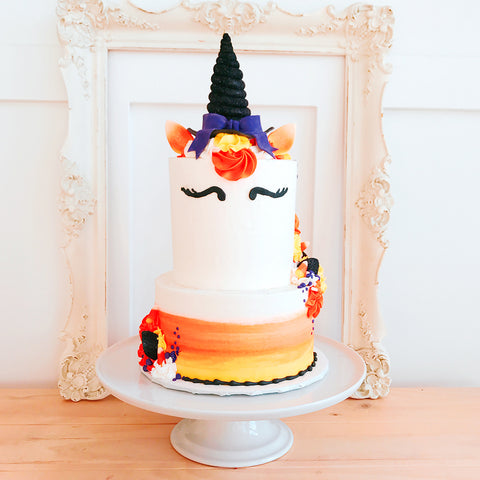 Witch-icorn Cake
