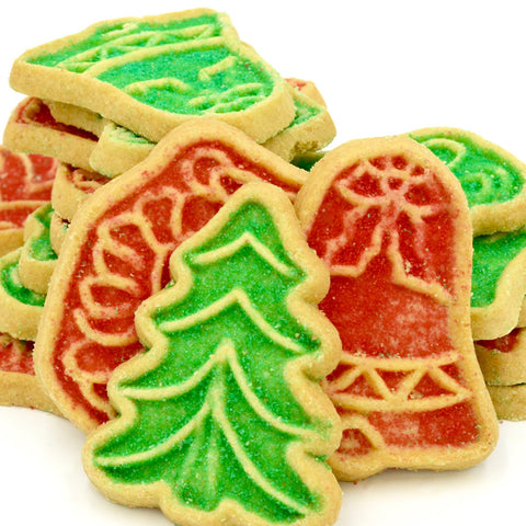 Christmas Butter Cookies - Mixed Designs