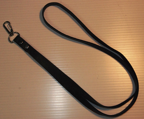 Urban Series Leather Lanyard