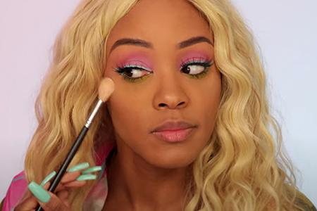 Pastel Looks with Cashmere Nicole