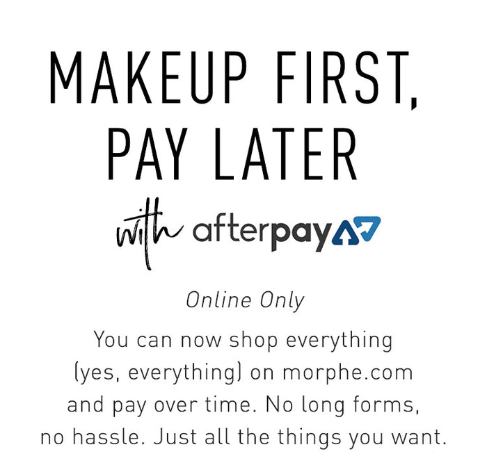 Afterpay – Morphe US