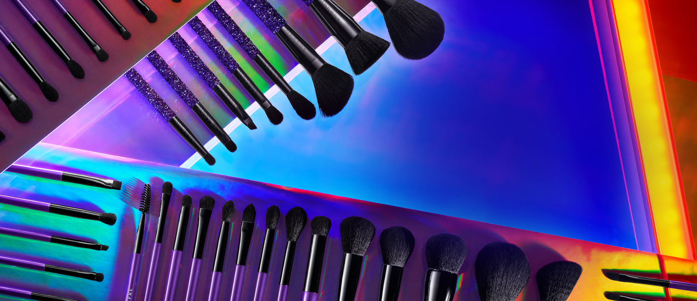 Holiday 2019 brush collections