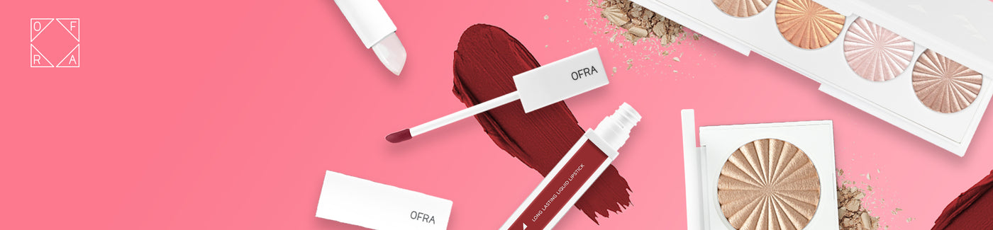 OFRA Cosmetics Collection of products