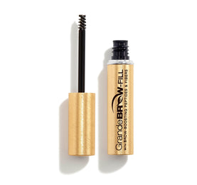 GRANDE BROW-FILL VOLUMIZING BROW GEL - CLEAR