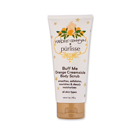BUFF ME ORANGE CREAMSICLE BODY SCRUB