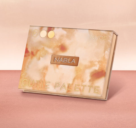 CUTIE PALETTE™ - NUDE PACKAGING