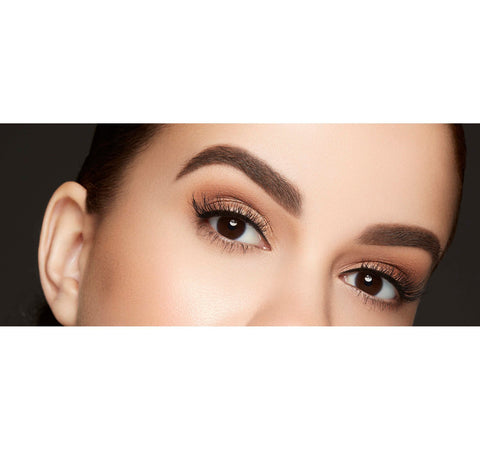 ARCH OBSESSIONS BROW KIT - JAVA ON MODEL