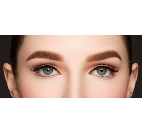 ARCH OBSESSIONS BROW KIT - MOCHA ON MODEL