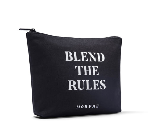 BLEND THE RULES MAKEUP BAG