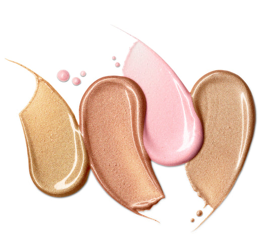 LIQUID LUSTER MINI HIGHLIGHTER DROPS TEXTURE