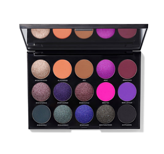 39a Dare To Create Artistry Palette Morphe Us