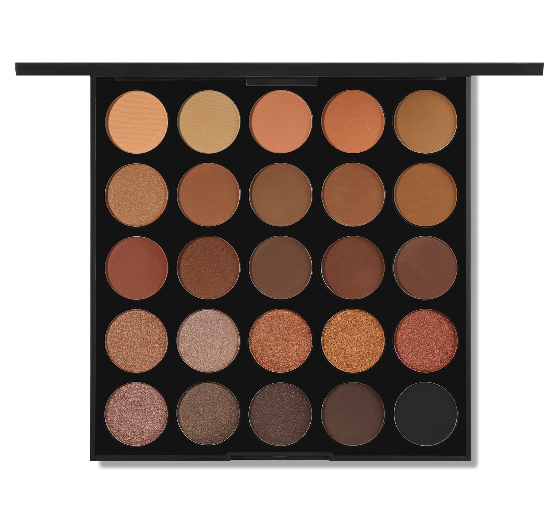 Image result for Morphe 25A Copper Spice Eyeshadow Palette