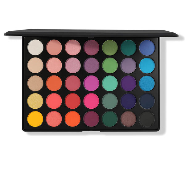 35B - 35 COLOR GLAM PALETTE