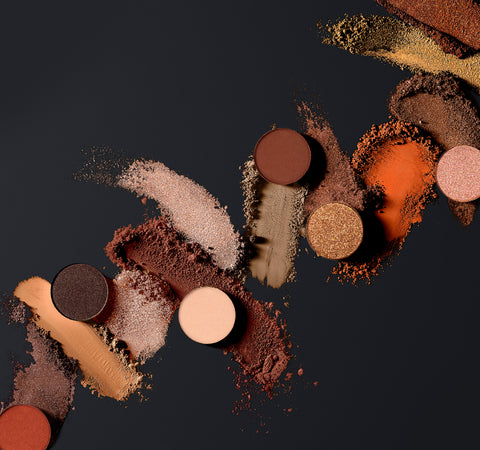 35O NATURE GLOW ARTISTRY PALETTE TEXTURE