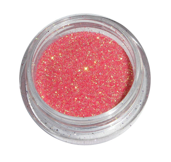 EK46 - PEACH FIZZ SUGAR EYE KANDY GLITTER SPRINKLES