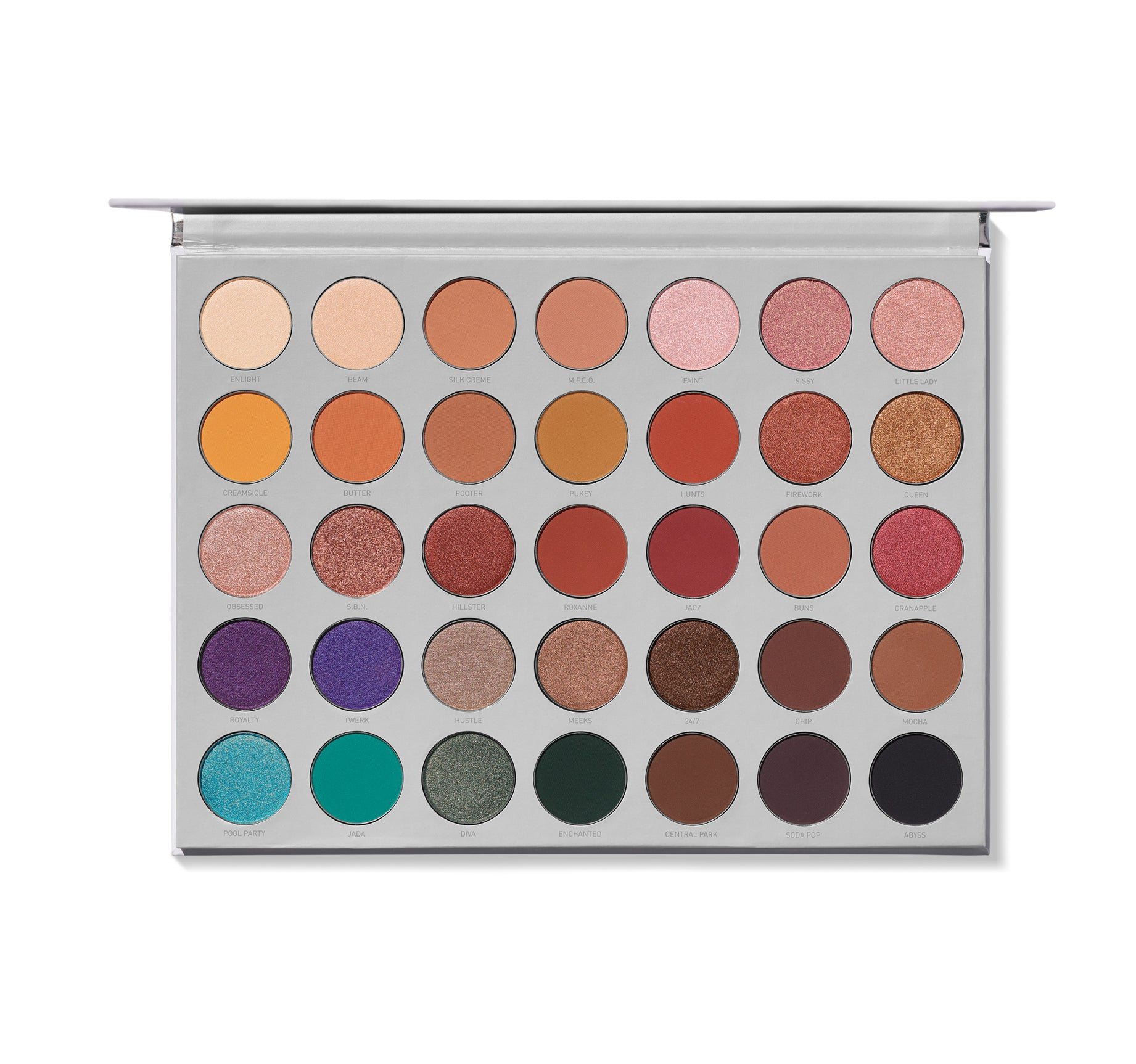 JACLYN HILL EYESHADOW PALETTE, view larger image