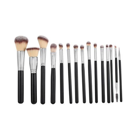 SET 697 - 15 PIECE VEGAN PRO SET
