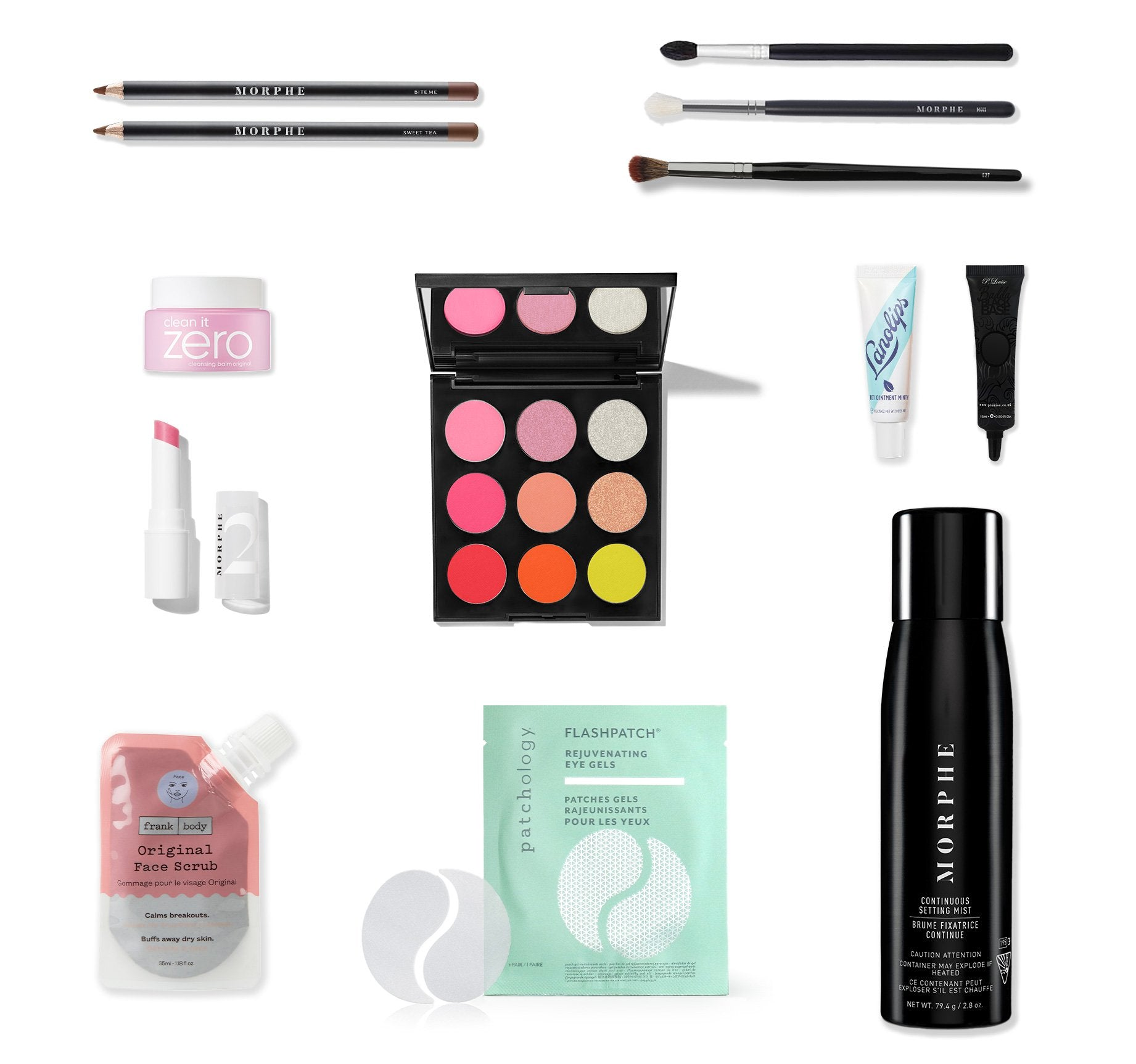 DECK THE HAUL 13-PIECE MAKEUP & SKINCARE COLLECTION, view larger image