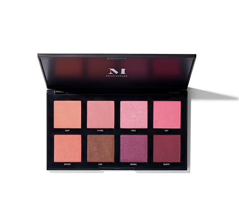 35O - 35 COLOR NATURE GLOW EYESHADOW PALETTE
