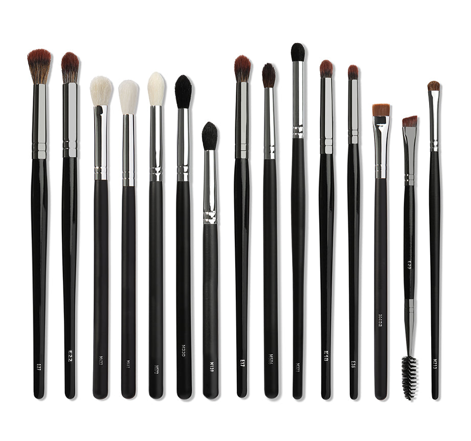 BABE FAVES - EYE BRUSH SET, view larger image