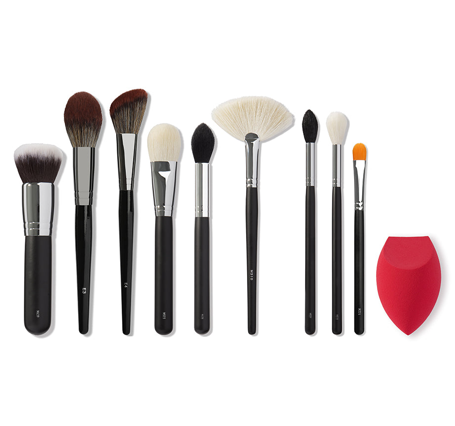 BABE FAVES - FACE BRUSH SET, view larger image