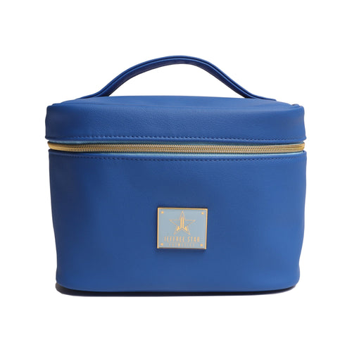 DARK BLUE TRAVEL BAG