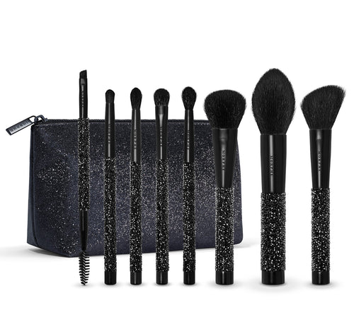 THE BLING FLING 8-PIECE BRUSH COLLECTION