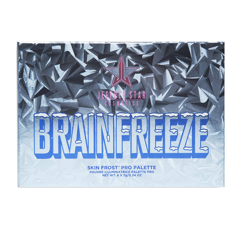 BRAINFREEZE SKIN FROST PRO PALETTE PACKAGING