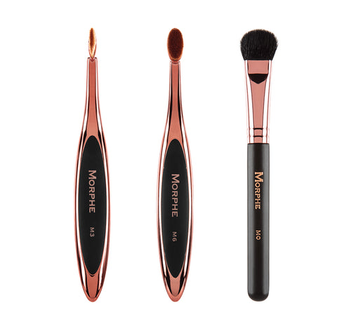 best eyeshadow brushes morphe. 360 nose contour collection best eyeshadow brushes morphe