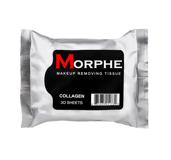 COLLAGEN - MORPHE MAKEUP REMOVING WIPES