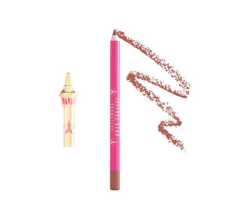VELOUR LIP LINER - CHRISTMAS COOKIE