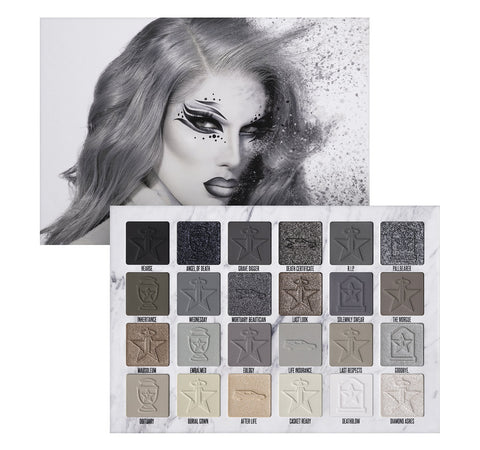 CREMATED EYESHADOW PALETTE