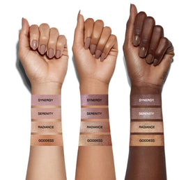 ILLUMINATING VEIL - RADIANCE ARM SWATCHES