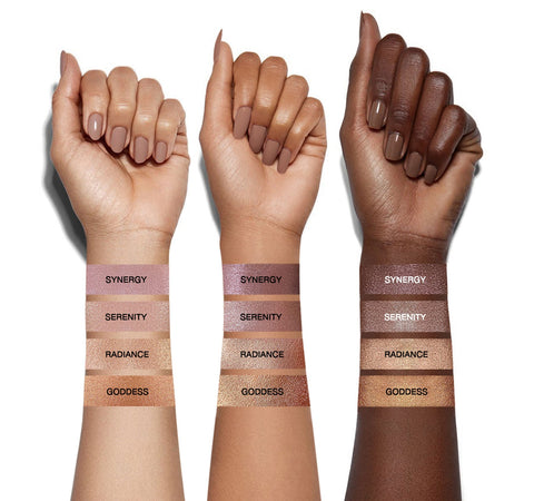 ILLUMINATING VEIL - GODDESS ARM SWATCHES