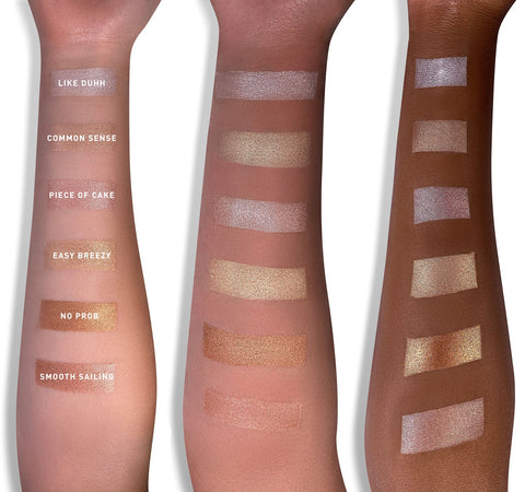 LIGHT WORK PALETTE ARM SWATCHES