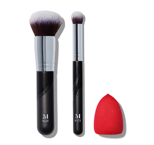 FLUIDITY BRUSH & SPONGE TRIO