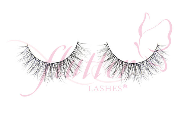 BROOKLYN - MINK FLUTTER LASHES