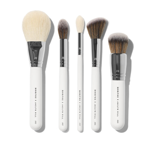 MORPHE X JACLYN HILL THE COMPLEXION MASTER COLLECTION BRUSHES