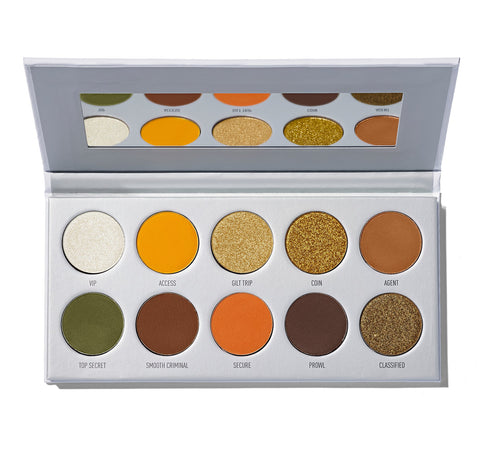 35R READY, SET, GOLD EYESHADOW PALETTE