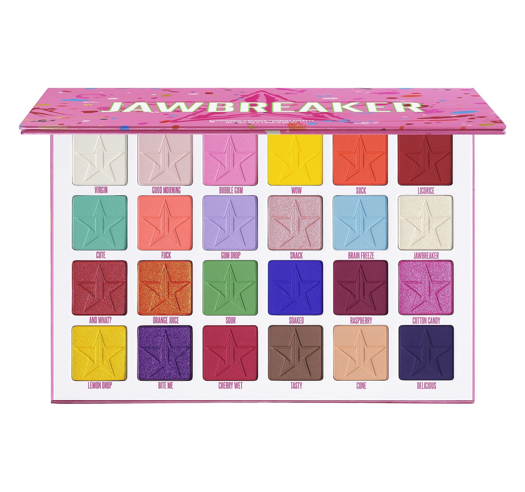 JAWBREAKER PALETTE, view larger image