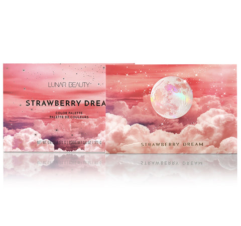 STRAWBERRY DREAM COLOR PALETTE PACKAGING