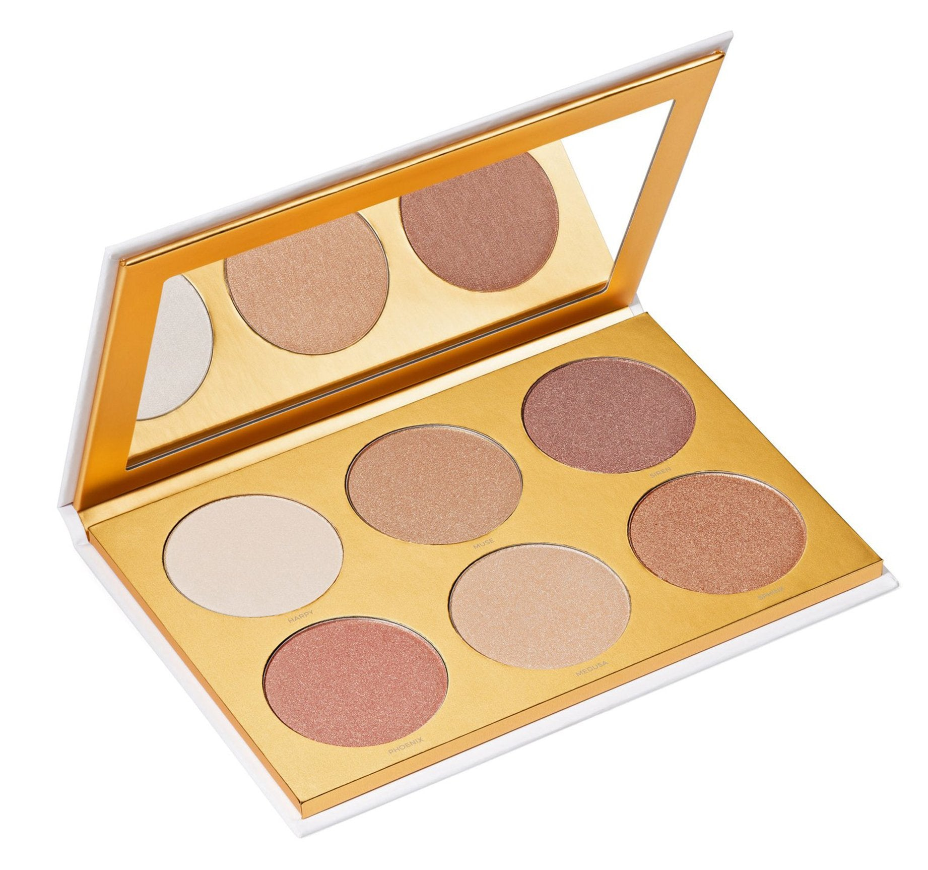 GREEK GODDESS HIGHLIGHTER PALETTE, view larger image