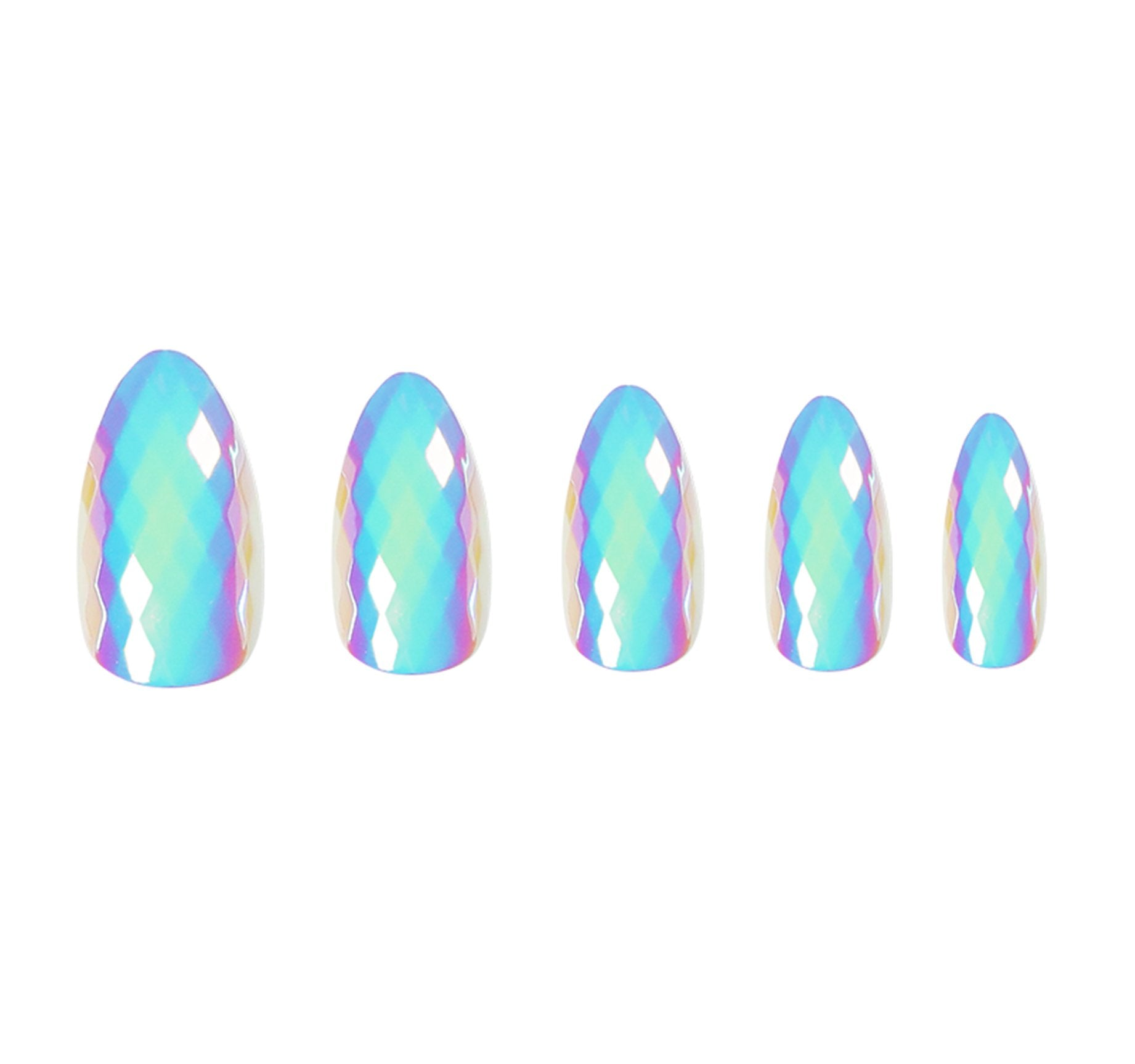 OPAL IRIDESCENT NAIL SET