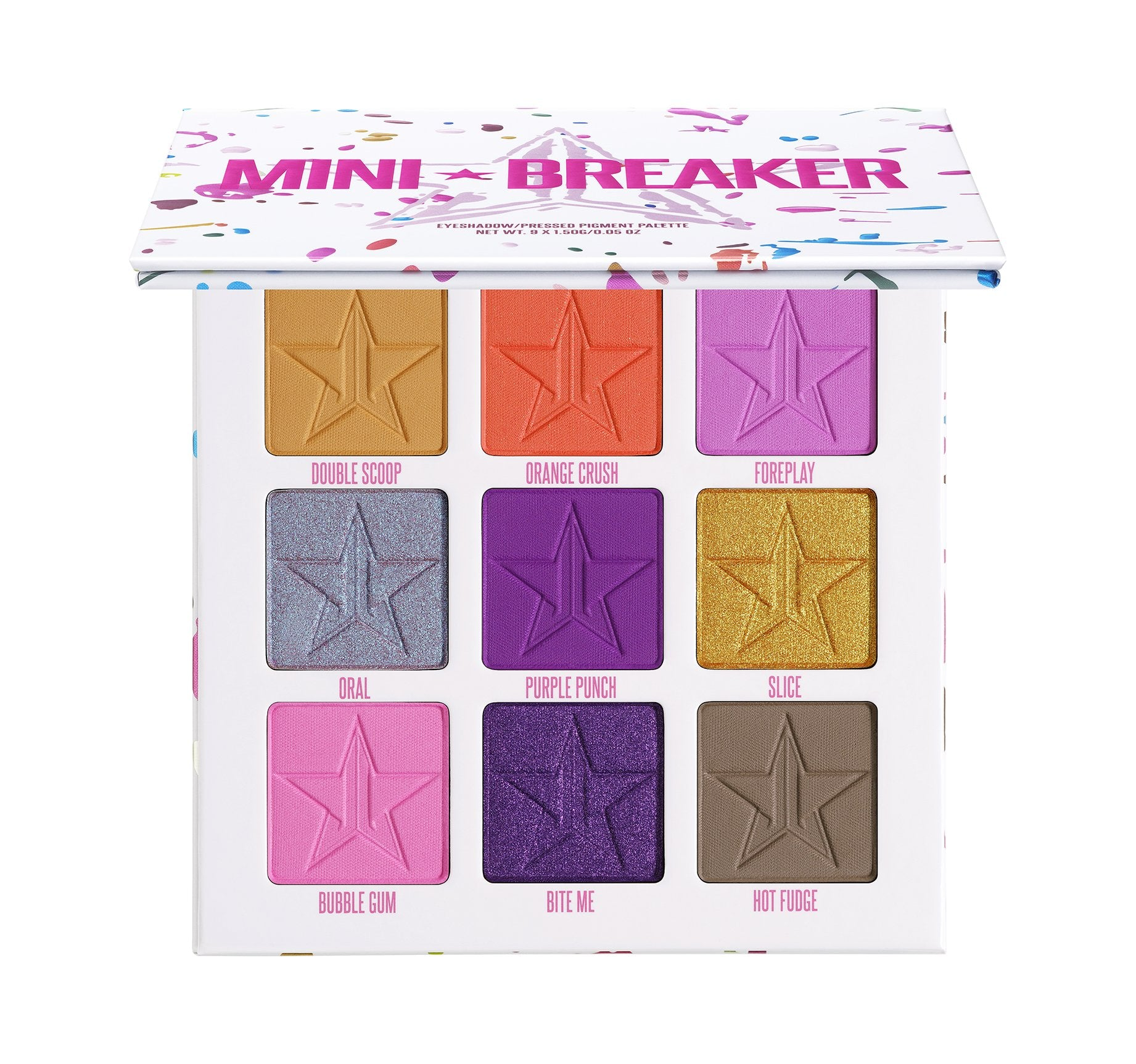 MINI BREAKER PALETTE, view larger image