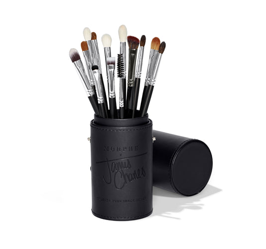 MORPHE X JAMES CHARLES THE EYE BRUSH SET